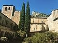 Saint-Guilhem-le-Désert, France, l'Abbaye de Gellone.jpg