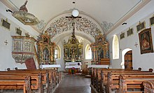 Saint Catherine church in Lajener Ried internal view.jpg