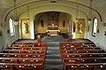 Saint Francis Xavier Mission Church (Cowlitz) interior 02.jpg
