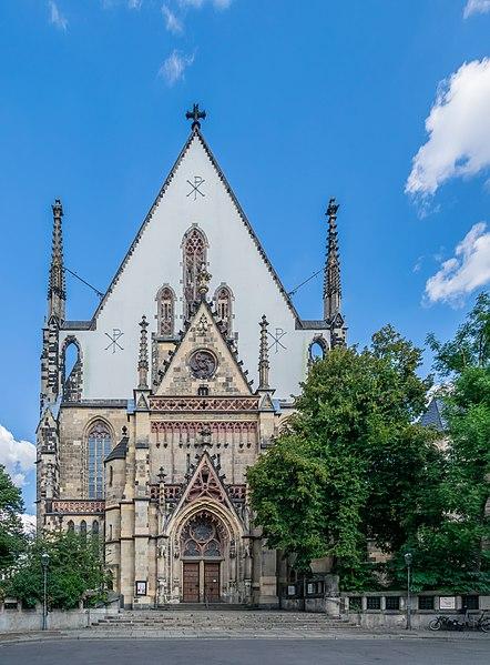 File:Saint Thomas church in Leipzig (3).jpg