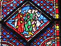 Sainte-Chapelle - Second Plague of Egypt (Frogs).jpg