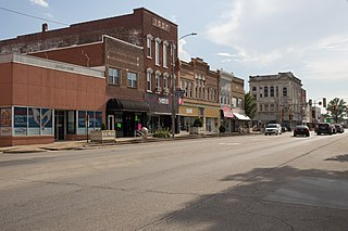 Salem, Illinois City in Illinois, United States