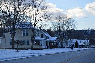 Rutland, Ohio Village in Ohio, United States
