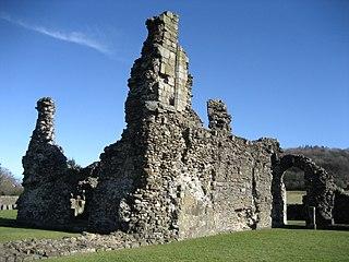 Sawley Abbey Cistercian monastery in Sawley, Lancashire, England, United Kingdom