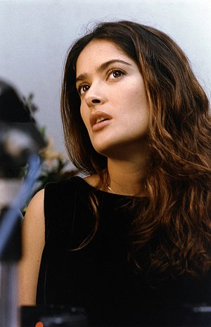 English: Salma Hayek in 2004.