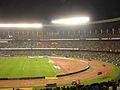 Salt Lake Stadium ( Yuba Bharati Krirangan ) Kolkata India - FC Bayern Munich Mohun Bagan Oliver Kahn 15.jpg