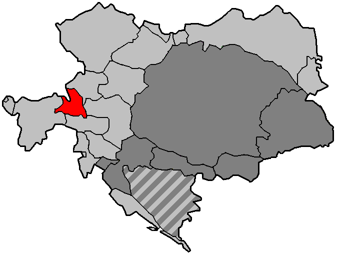Salzburg Donaumonarchie