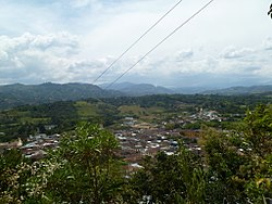 San Agustin (Huila) Village.JPG