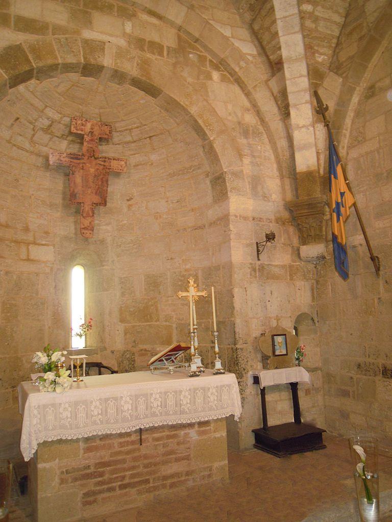 File san giovanni d 39 asso chiesa di san pietro in villore for Interno san pietro
