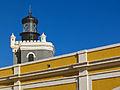 San Juan. Fort San Felipe del Morro. Lighthouse. Puerto Rico (2747772574).jpg