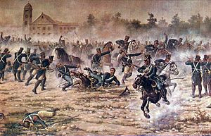 Battle of San Lorenzo - Image: San Lorenzo