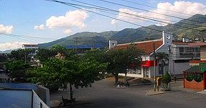 San Juan de Girón - Image: San juan de Girón,Santander