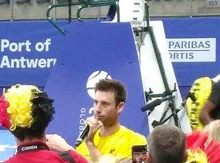 Sander Gillé Belgian tennis player