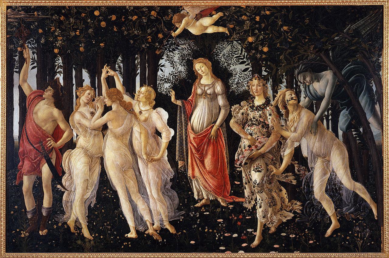 Sandro Botticelli - La Primavera - Google Art Project.jpg