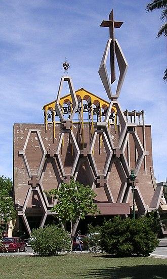 Santa Rosa, La Pampa - Image: Santa Rosa Argentina Church