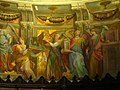 Santa Maria in Trastevere angelic procession.jpg