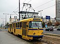 Sarajevo Tram-276 Line-3 2011-10-23 (2).jpg