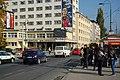 Sarajevo Tram-Stop Skenderija 2011-10-31 (4).jpg