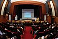 Saroj Ghose Addressing - Strategic Transformations - Museums in 21st Century - International Conference and Seminar - Kolkata 2014-02-14 3015.JPG