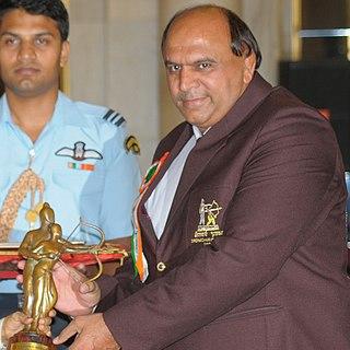 Satpal Singh Indian wrestler and coach