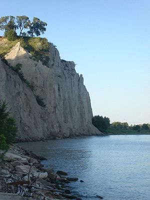 Geography of Toronto - Scarborough Bluffs