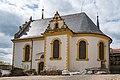 Scheinfeld, Schwarzenberg 2, Schlosskapelle 20170423 001.jpg