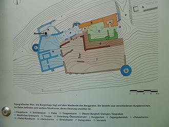 Schenkenberg Castle - Image: Schenkenberg Castle 1