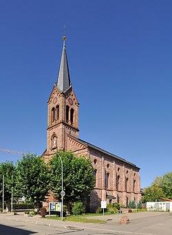 Schopfheim - Katholische Pfarrkirche2.jpg