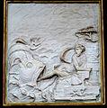 Schwerin Dom - Grabmal Christoph zu Mecklenburg 3a Relief Jonas.jpg