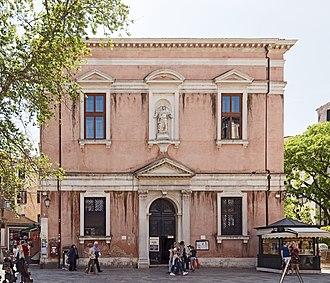 Andrea Tirali - Image: Scuola dell'Angelo Custode (Venice)