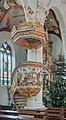 Seßlach Kirche Kanzel 1073621 HDR.jpg