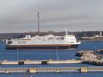 Sea Wind approaching Port of Tallinn 11 February 2015.JPG