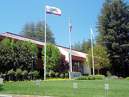 Hoofdkantoor van Seagate Technology in Scotts Valley
