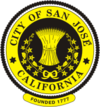 San Jose, California官方圖章