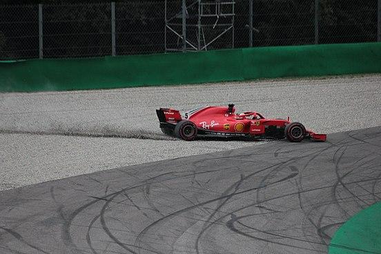 Sebastian Vettel - 2018 Italian Grand Prix FP2