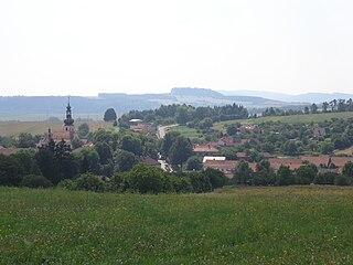 Sebranice (Blansko District) Municipality in South Moravian, Czech Republic