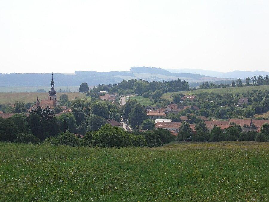 Sebranice (Blansko District)