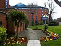 Secombe Theatre garden, Sutton, Surrey, Greater London (3).jpg