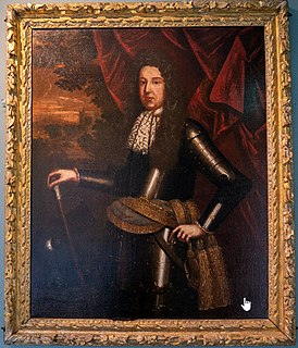 Donough MacCarty, 1st Earl of Clancarty 17th-century Irish earl