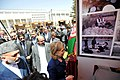 Secretary Clinton and Afghan President Karzai Tour an Afghan Cultural and Business Exhibition (4813425558).jpg