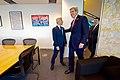 Secretary Kerry Arrives at London Mayor Khan's Office at City Hall (30061272003).jpg
