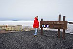 Secretary Kerry Looks out From McMurdo Station in Antarctica (30840563381).jpg