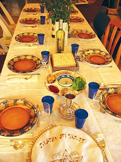 why is passover important to jews The passover seder plate, as shown in this march 8th, 2007 photo, is a special  plate containing symbolic foods used by jews during the.
