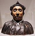 Seguace italiano di pietro torrigiano, busto di un prelato o uno studioso, 1545.jpg