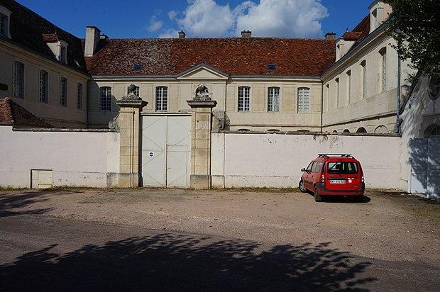Monument historique à Semur-en-Auxois