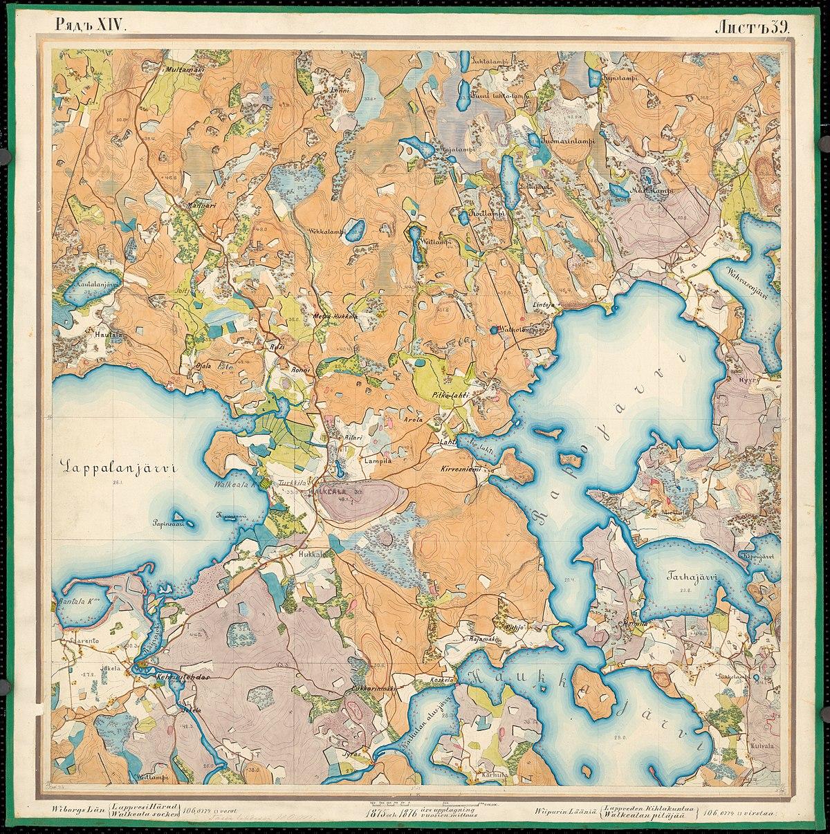 File Senate Atlas 1870 1907 Sheet Xiv 39 Valkeala Jpg
