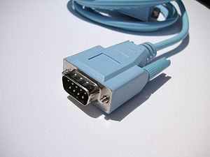 Serial cable - Serial cables are typically used for RS-232 communication.