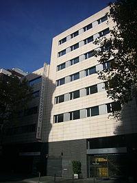Seu de CDC al carrer Còrsega.jpg