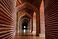 Shah Jahan Mosque, Thatta (Inside view).JPG