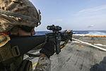 Sharpened Steel, 15th MEU Marines practice shooting 151031-M-GC438-054.jpg